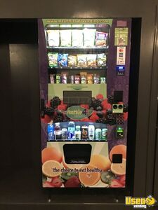 2019 Healthier 4U Vending Healthy Combo H4U Snack & Drink Vending Machines for Sale in Illinois!