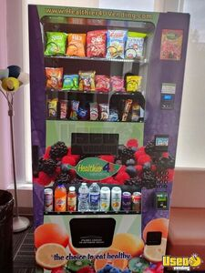 2016 Healthier 4U Combo & Green Appetite Healthy Vending Machines for Sale in Maryland!!!