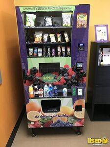 2016 Healthier4U Vending Combo Vending Machines for Sale in Massachusetts!