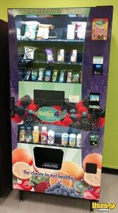 2018 Wittern USI 3589 Healthier 4U Combo Snack & Drink Vending Machines for Sale in North Carolina!