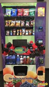 Healthier 4U Combo Snack & Drink Healthy Vending Machine for Sale in Ohio!
