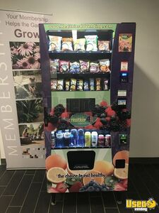 2018 Healthier 4U Snack & Drink Healthy Vending Machines for Sale in Oklahoma!
