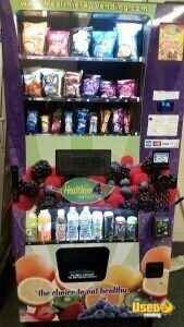 Healthier 4U Combo Snack & Drink H4U Healthy Vending Machine for Sale in Pennsylvania!