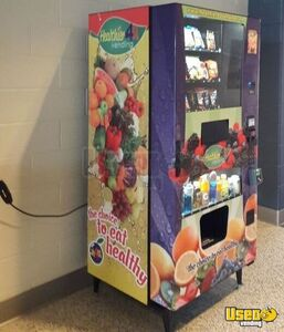 2015 Wittern 3589 H4U Healthier 4U Vending Machines for Sale in Pennsylvania!