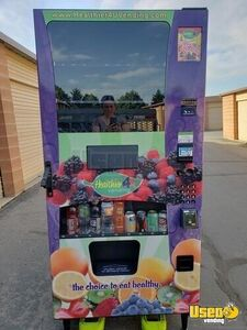 Naturals 2 Go Healthy Combo N2G Snack & Drink Vending Machines for Sale in Utah!
