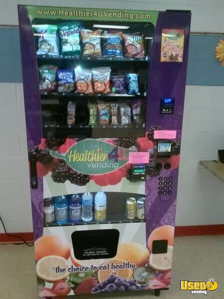 Healthy 4u Adaii Healthy Vending Machine Texas for Sale