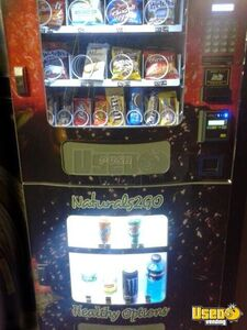 N2G4000 2012 Healthy Snack & Drink Vending Machines for Sale in New York!