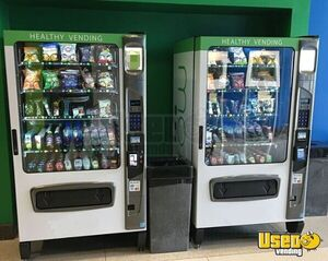Houston - Healthy Vending Machine Route for Sale in Texas!!!