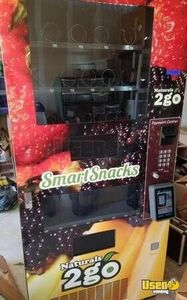 NEW Naturals 2 Go Healthy Snack Drink Combo Vending Machines for Sale in Texas!