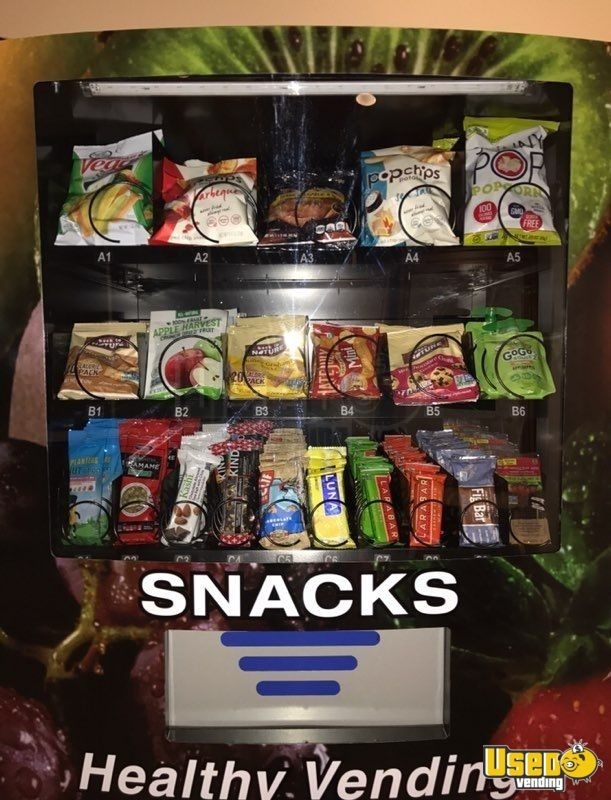 Healthy You Vending Combo 2 Florida for Sale - 2