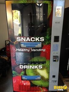 (1) - 2011 Seaga Healthy You HY900 Electrical Snack & Drink Vending Machine!!