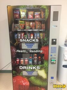 2015 Seaga HY900 Healthy You Combo Vending Machines for Sale in California!