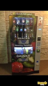 2014 HY900 Snack Soda & Entree Combo Vending Machines for Sale in California!