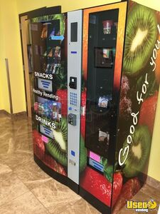 2016 HY900 Healthy You Combo Healthy Vending Machines for Sale in Florida!