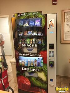 2017- HY900 Healthy You Snack & Drink Vending Machines for Sale in Florida!