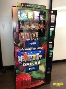 NEW  Seaga 2019 HY2100-9 Healthy You Combo Snack & Drink Vending Machines for Sale in Georgia!