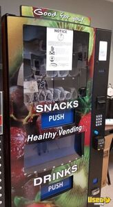 2017- Seaga HY900 Used Healthy You Combo Vending Machines for Sale in Illinois!