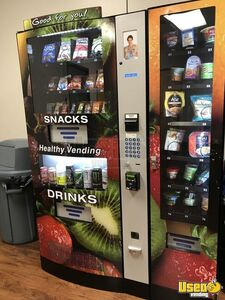 2016 Seaga HY900 Healthy You Combo Vending Machines for Sale in Michigan!