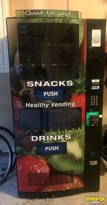 2018 Seaga HY2100-09 Healthy You Combo Snack & Drink Combo Vending Machines for Sale in Missouri!
