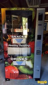 2015 Seaga Healthy You Combo Vending Machines for Sale in New Hampshire!