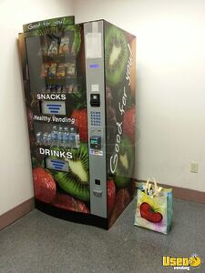 2013 Seaga Healthy You HY900 Healthy Combo Vending Machines for Sale in Ohio!!!