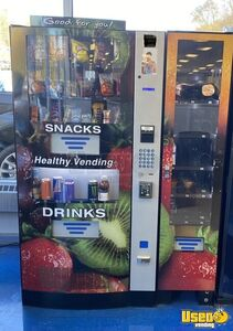 (10) 2018 Seaga HY900 Healthy You Combo Snack & Drink Vending Machines- 2 NEW IN BOX!