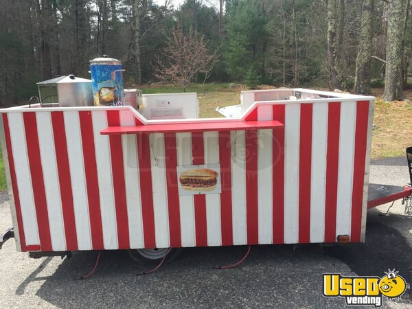 Home Made All-purpose Food Trailer Massachusetts for Sale