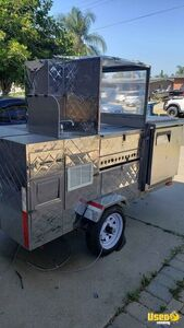Hot Dog Concession Cart Food Cart California for Sale