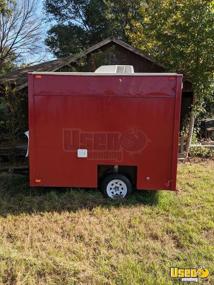 I Don't Know Snowball Trailer Insulated Walls Texas for Sale - 5
