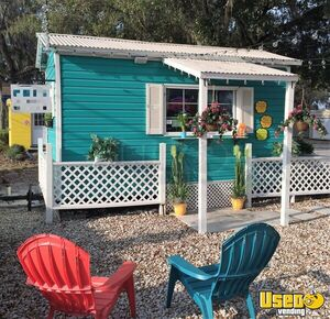 Used 2011 - 8.5' x 16' Custom-Built Ice Cream Trailer for Sale in Florida!