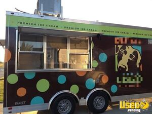 2013 - 9' x 20' Frozen Custard Concession Trailer for Sale in Louisiana!!!