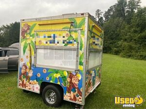 2015 8' x 8' Food Concession Trailer/Donut & Soft-Serve Ice Cream Trailer for Sale in North Carolina!