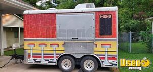 7' x 12' Soft Serve Ice Cream Concession Trailer / Used Street Food Trailer for Sale in Tennessee!