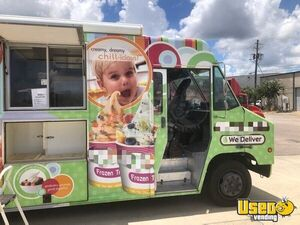 Used 26' International Frozen Yogurt / Ice Cream Truck for Sale in Alabama!!!