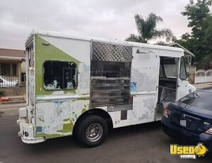 Strong Running  Chevrolet Grumman Step Van Ice Cream Truck for Sale in California!