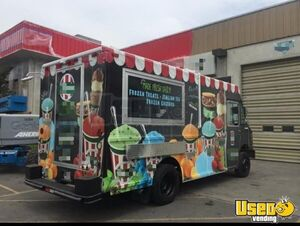 Barely Used Diesel Freightliner 28' Permitted M15 Step Van Ice Cream Truck for Sale in California!