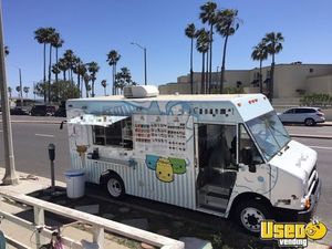 Freightliner Used Ice Cream Truck for Sale in California!!!