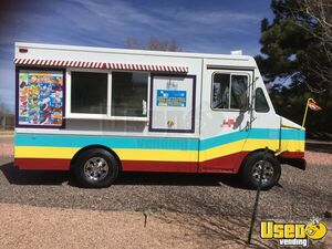 Low Mileage Chevrolet Ice Cream and Snowball Truck / Mobile Ice Cream Business for Sale in Colorado!