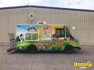 Ready for Business Turnkey GMC 22' Step Van Ice Cream Truck for Sale in Florida!