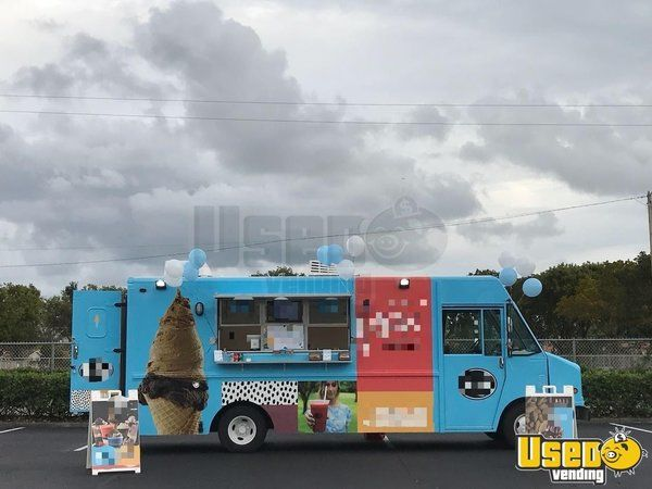Turnkey Chevy Ice Cream Truck for Sale in Florida!!!