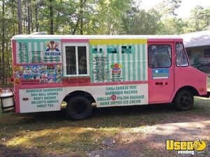 Remodeled GMC Ice Cream Truck / Food Truck for Sale in Georgia- Runs Fine NEW Motor!!!