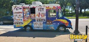 Used Chevrolet P30 Soft Serve Ice Cream, Shake and Snowball Truck for Sale in Maryland!!!!!!!