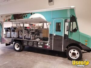 2001 Grumman Olson Diesel Ice Cream Truck / Mobile Ice Cream Business for Sale in Washington!!!