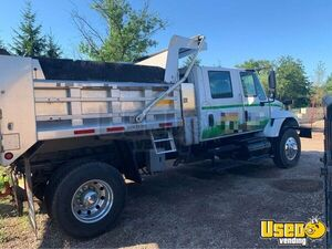2007 International DT466 Crew Cab Single Axle Dump Truck for Sale in New Jersey!