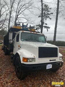 Ready to Work Used 1993 International Dump Truck 7.3 Engine for Sale in Virginia!