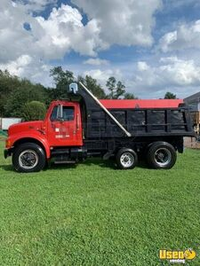 2006 International 4900 Dump Truck / Used Semi Truck with Detroit Engine for Sale in Virginia!!!