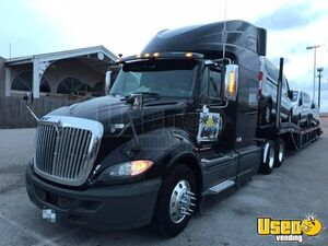 2014 International Pro Star Fully Deleted Sleeper Cab / Used Semi Truck for Sale in Oklahoma!