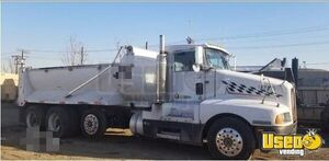 1995 Kenworth T600 Triaxle Dump Truck Cat 3406 10-Speed MT for Sale in California!