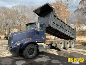 1994 Kenworth T450 Tri-Axle Dump Truck Cummins L10 8LL for Sale in Massachusetts!