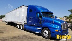2009 Kenworth T2000 Sleeper Cab Semi Truck 475hp Cummins ISX for Sale in California!